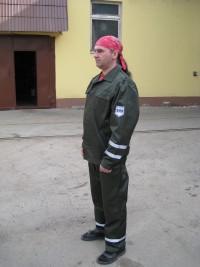Костюм (куртка брюки) мод. М-127