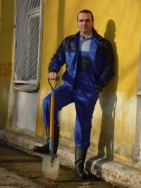 Костюм мод. М-121 (куртка полукомбинезон) СТБ 1387-2003
