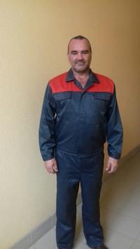 Костюм мод. М-125 (куртка полукомбинезон) СТБ 1387-2003