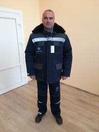 Куртка утепленная мод. 'ЭН'