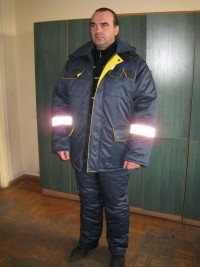 Куртка утепленная мод. Сибиряк